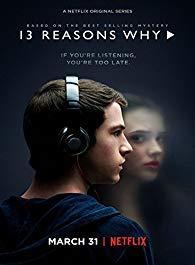 Netflix - Mon avis sur la saison 1 de Thirteen Reasons Why