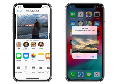 Apple copié une nouvelle fois : un ersatz d'AirDrop arrive chez Xiaomi, Oppo et Vivo