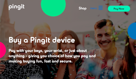 Buy a Pingit Device