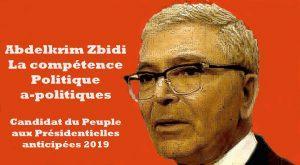 Si nous lâchons  Abdelkérim Zbidi aujourd'hui, nous allons lâcher la patrie. Par Mounir Chebil.