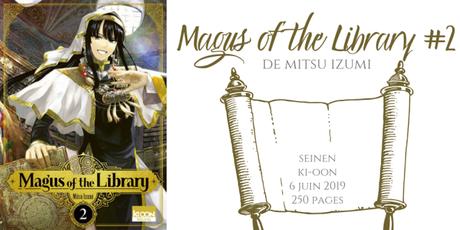 Magus of the Library #2 • Mitsu Izumi
