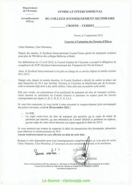 Qualifié Lettre De Demande D'Aide Financière Pour Un Projet Lettre ...