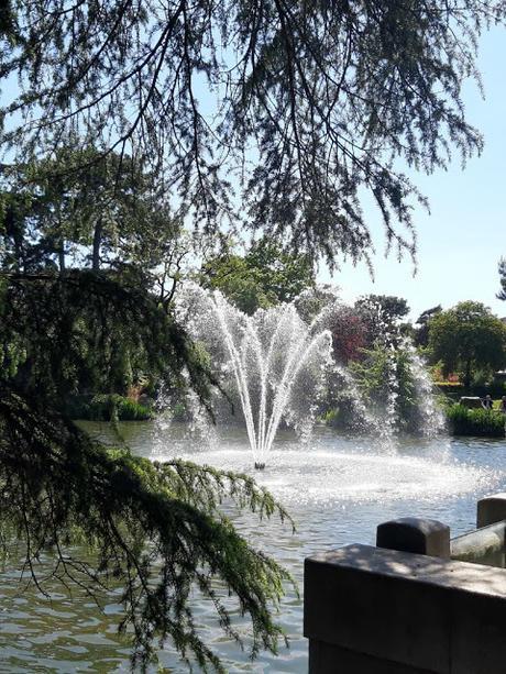 Jardin d'acclimatation paris jardin parc attractions