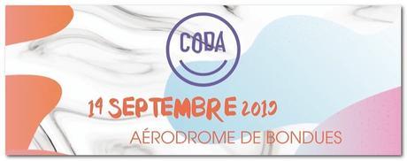 A gagner : 2×2 places pour le CODA Festival à Bondues (59) le 14/09/19 – Stuck In The Sound, Brace Brace…