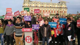 G7 à Biarritz : Emmanuel Macron annule tout ! ça sent pas bon !