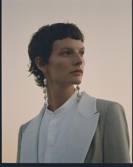 Sara Blomqvist par Sebastian Sabal-Bruce