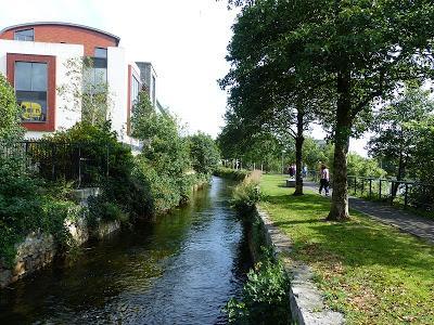 Galway au fil de l'eau