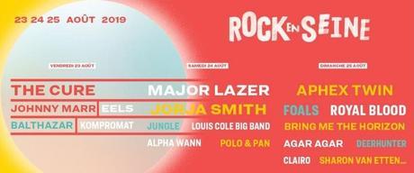 Rock en Seine est de retour !