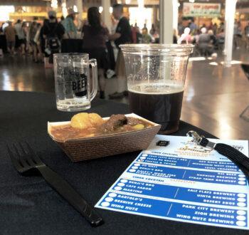 Festival de la bière de l'Utah 2019 - Salon VIP - Nouvelles de la bière de l'Utah