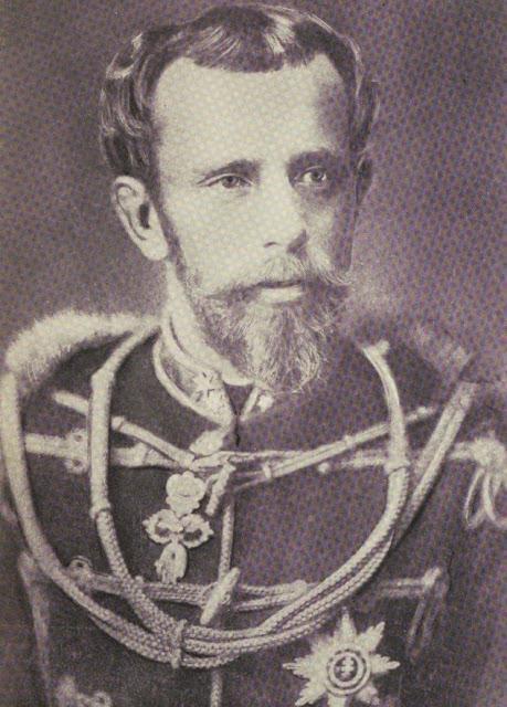 Kronprinz Rudolf von Österreich - Baronin Mary Vetschera