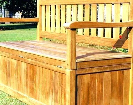 patio storage ideas diy outdoor cushion storage ideas