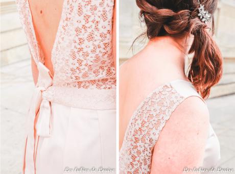 La petite robe glamour !