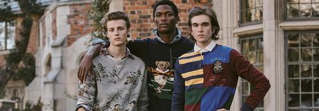 STYLE : Gabriel-Kane Day-Lewis et ses amis pour une rentrée preppy