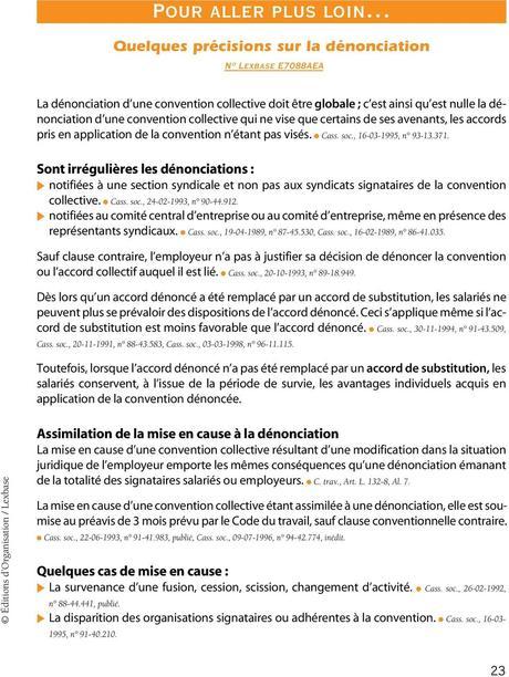 La convention collective des hôtels, cafés, restaurants - PDF