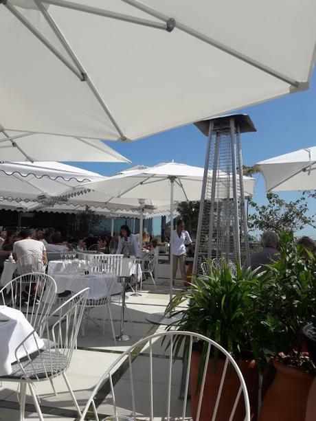 Perruche Le Restaurant Sur Les Toits Du Printemps Haussmann