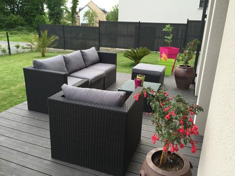 Salon Detente Jardin