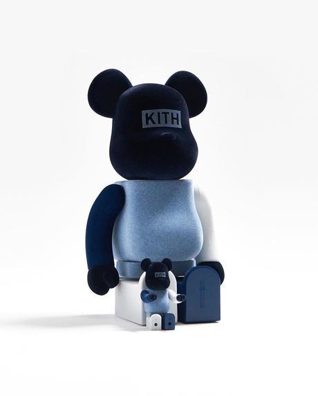 Une collaboration KITH x Medicom Toy sera au centre du Monday Program du shop