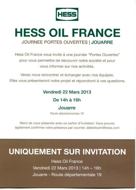 JOURNEE PORTES OUVERTES LE 22 MARS 2013 – DE 14h à 16h Jouarre ...