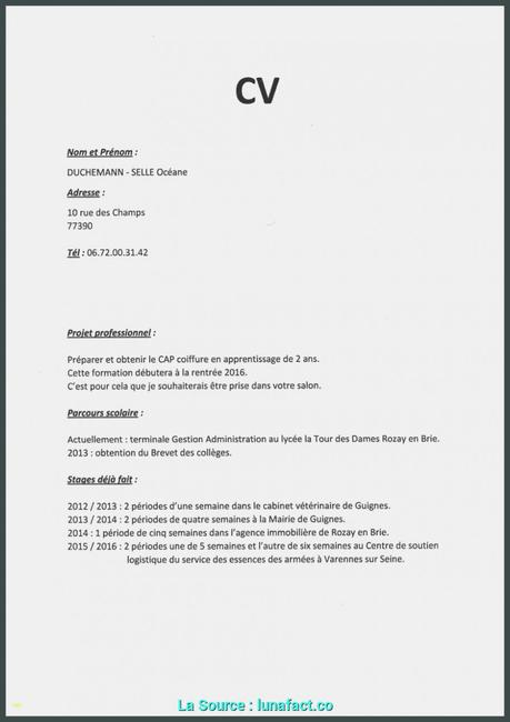 Lettre De Motivation Stage Soudure Paperblog