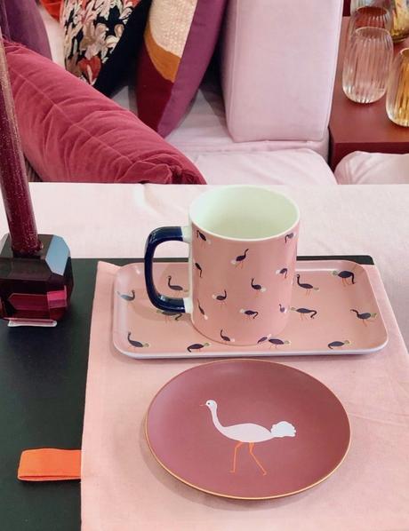 collection monoprix 2019 2020 automne hiver tasse plateau assiette vaisselle - blog déco - clematc