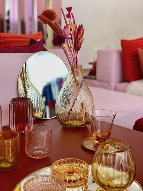collection 2019 2020 monprix automne hiver millennial pinkrose camaieux vaisselle salon design - blog déco - clemaroundthecorner