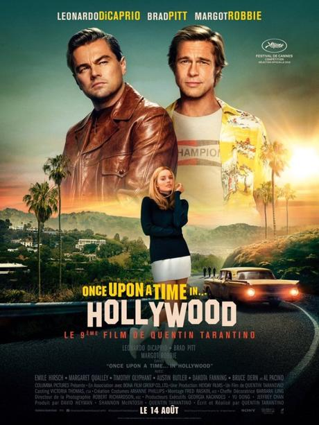 Critique: Once Upon A Time In Hollywood