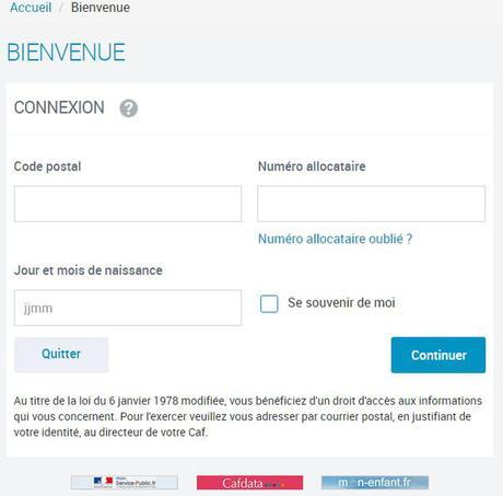 Attestation Sur L Honneur Caf Paperblog