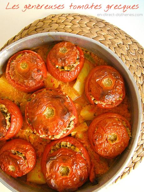 """La recette """"généreuse et laborieuse"""" qui m'a réconciliée avec la préparation des tomates farcies"""