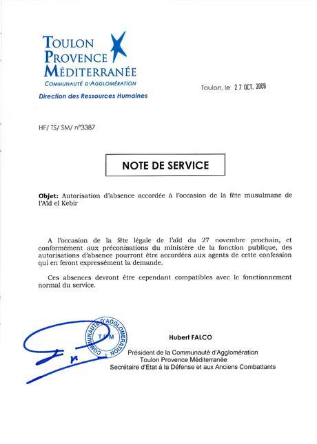 Exemple Note De Service Pour Vol En Entreprise A Voir
