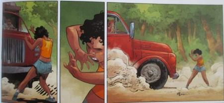 Un putain de salopard – Tome 1 : Isabel