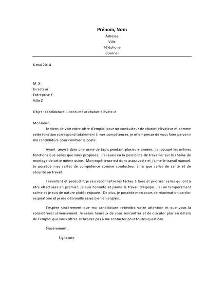 Lettre De Motivation Agent D Accueil à Découvrir