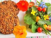 Galettes lentilles-haricots noirs carotte (Vegan)