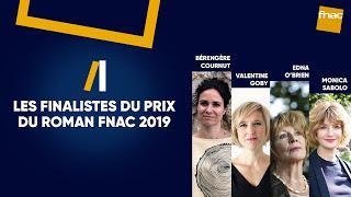 Quatre finalistes féminines au prix du roman Fnac