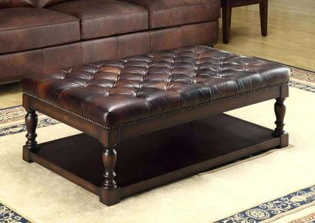 rattan ottoman coffee table rattan ottoman coffee table