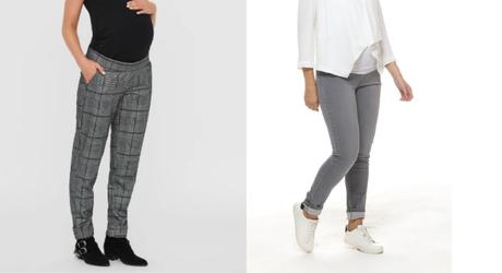Pantalons de grossesse automne hiver