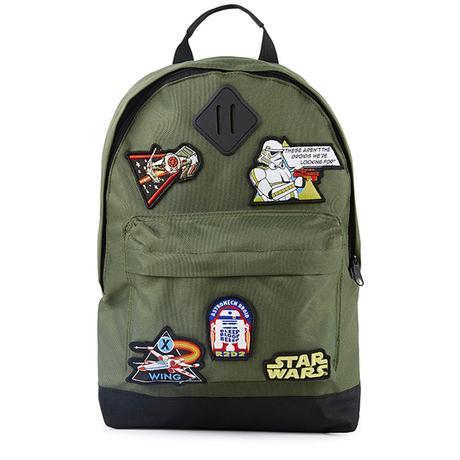 FABRIC FLAVOURS Sac à dos avec patchs - Star Wars