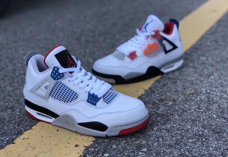 La Air Jordan 4 What The arrive pour célébrer l'histoire d'une icone