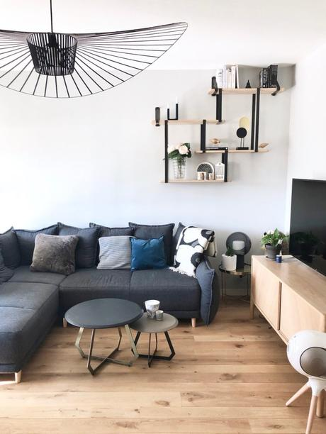 appartement 2 pieces paris airbnb - blog décoration intérieure - clem around the corner