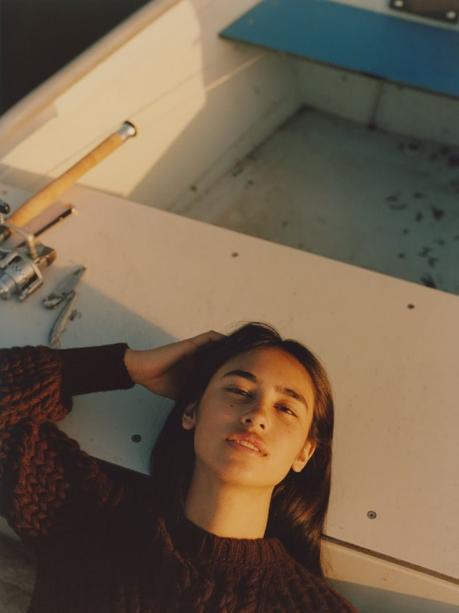 Sarah Dewi par Magnus Lechner