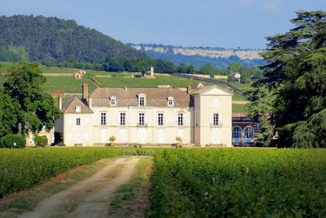 Le château de Meursault © French Moments