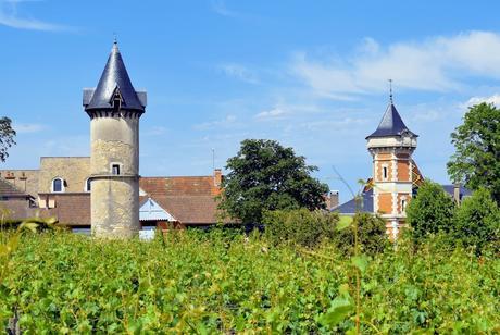 Château de Citeaux, Meursault © French Moments