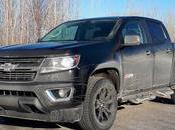 Essai routier Chevrolet Colorado 2019 bien équipé pour défendre