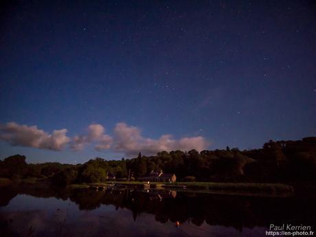 fin de nuit au Hénan à #Névez #Bretagne #Finistère #MadeInBzh