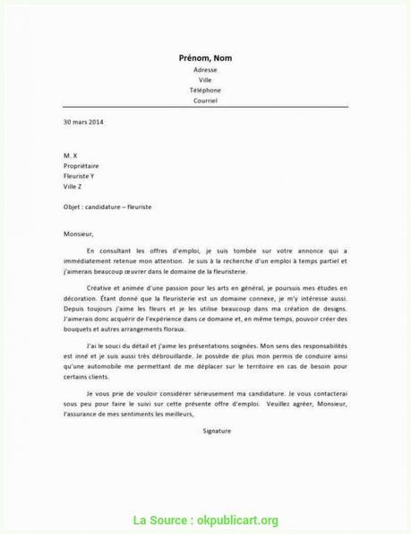 Lettre De Motivation Responsable Maintenance Paperblog