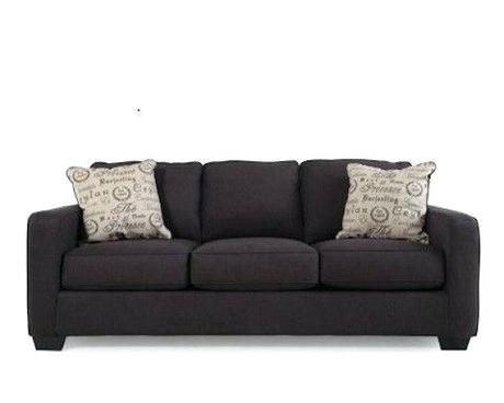 ashley alenya sofa ashley alenya charcoal queen sleeper sofa