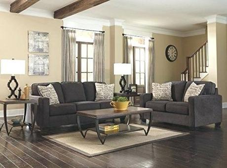 ashley alenya sofa alenya charcoal sofa by ashley furniture