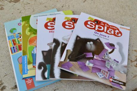 Préparer la rentrée de LOAN en CP avec les livres des éditions NATHAN