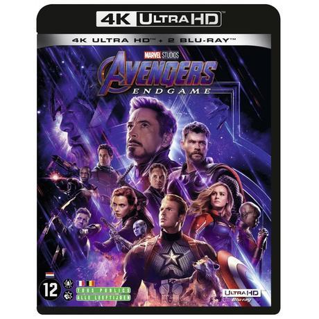 Avengers : Endgame en vidéo depuis le 30 août 2019
