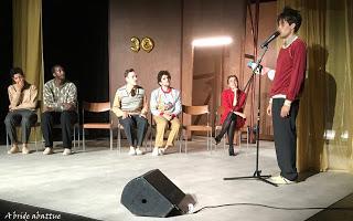 Quelques grands seul(e)s en scène avec Eva Rami, Eric Métayer, Raphaëlle Saudinos, Marc Pistolesi...