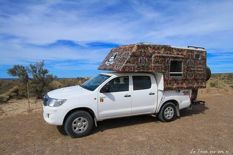 Road trip Argentine: camping-car, van ou campervan?